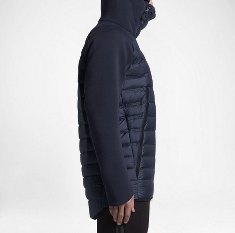 30ed02a6 Куртка nike tech fleece aeroloft down пух оригинал Nike, цена - 4750 ...