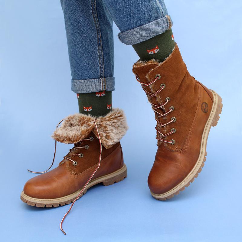 Шкіряні рижі черевики timberland Timberland fbc4689bef980