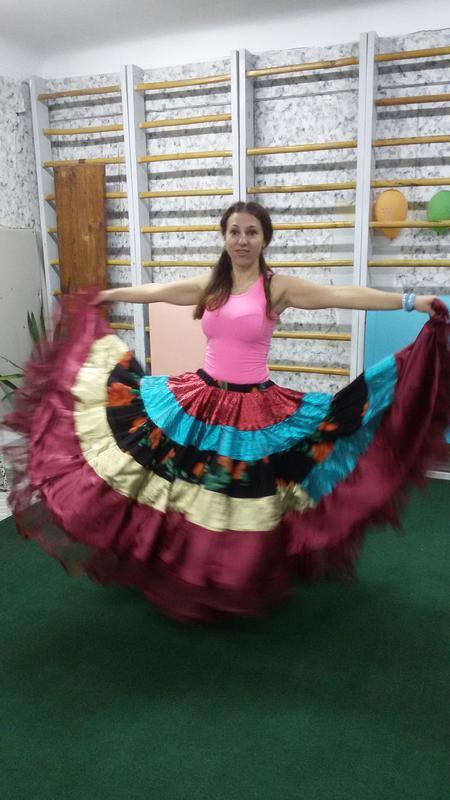 6aa875cfc Цыганская юбка/юбка для фламенко, цена - 700 грн, #9438167, купить ...
