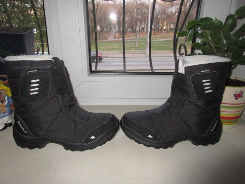 Зимние термо ботинки quechua 35 р Quechua 15708ffc573ec