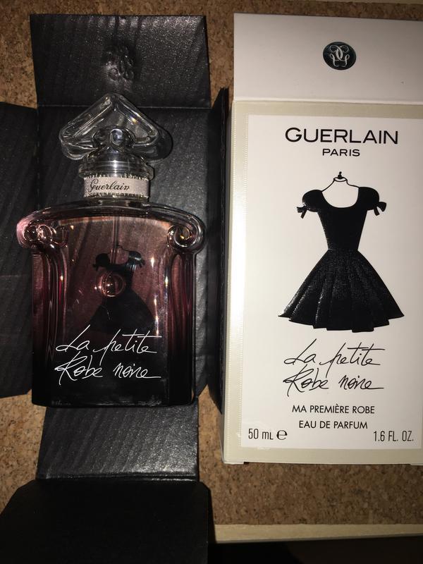 07fd2f8bf63 Духи guerlain la petite robe noir герлен маленькое чёрное платье оригинал  франция1 фото ...
