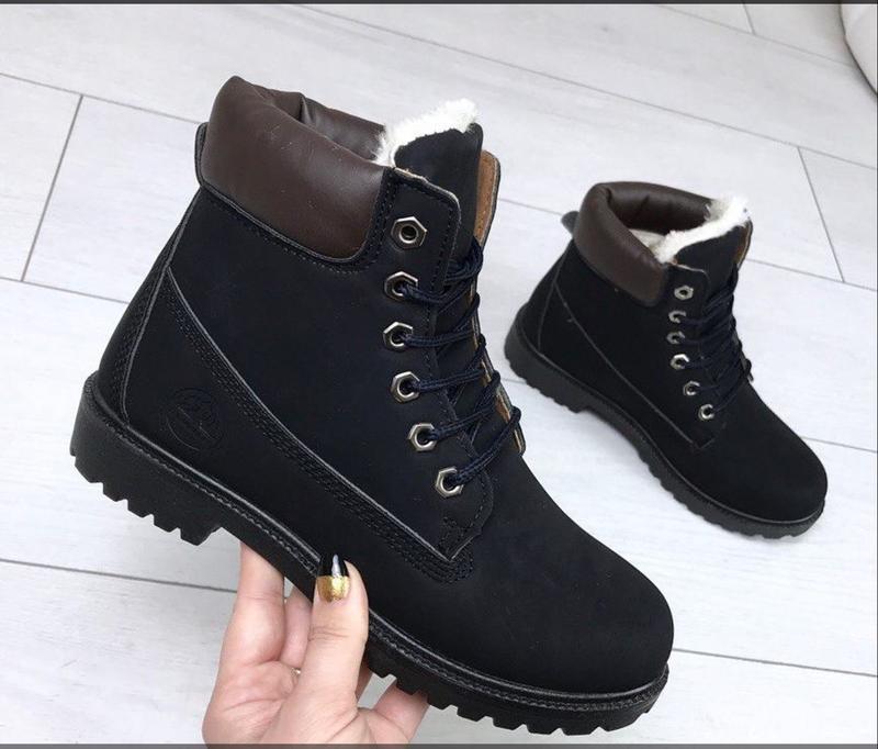 Теплые зимние ботинки timber, р.36, цена - 335 грн,  9535824, купить ... dcee647a81f