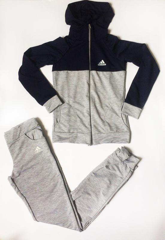 Распродажа! спортивный костюм для девочки штаны + кофта 134-140, 140-146 ... 43406791250