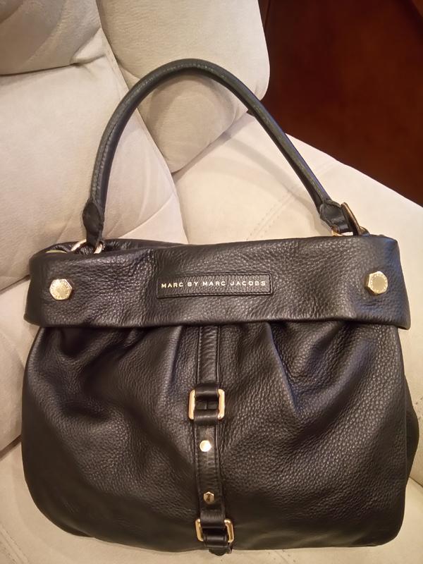 Шикарная большая сумка marc jacobs оригинал!!! Marc Jacobs, цена ... a5575bd79f2