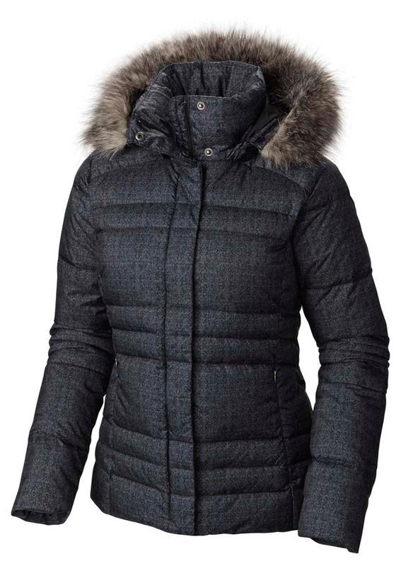 Женский зимний пуховик куртка columbia xs s Columbia dd46b6215de0a