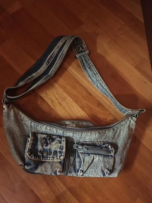 80d03ccadb1c Джинсовая сумка, цена - 80 грн, #9651123, купить по доступной цене ...