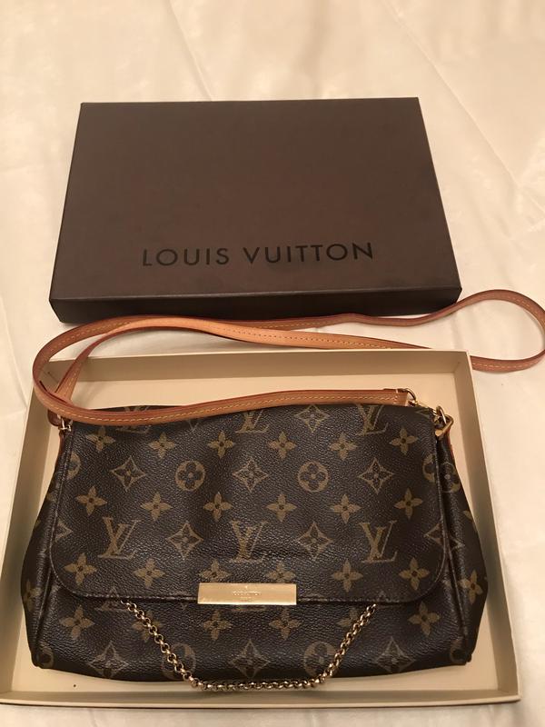 73ce561d466f Louis vuitton favorite mm monogram Louis Vuitton, цена - 19500 грн ...