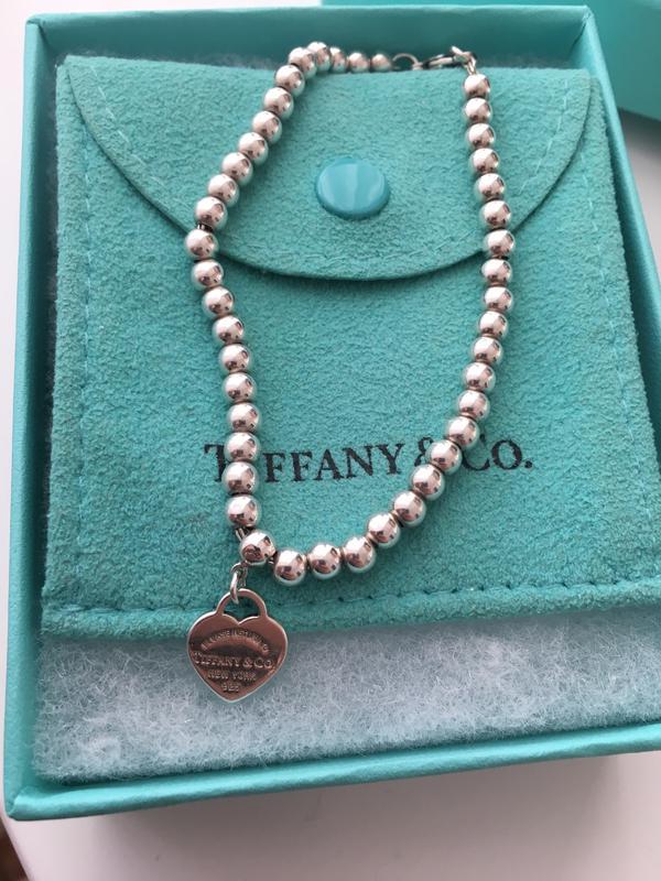 браслет Tiffany Co оригинал Tiffany Designs цена 3500 грн