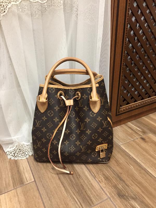 50f50bd3f8b2 Кожаная сумка louis vuitton (оригинал) Louis Vuitton, цена - 3500 ...