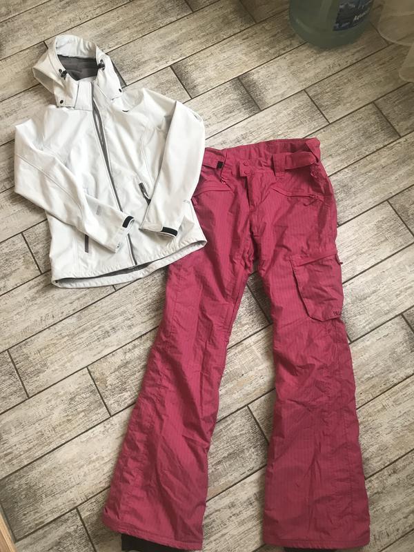 74eb707db385 Лыжный костюм, штаны billabong, термокуртка icepeak для сноуборда, лыж1 ...