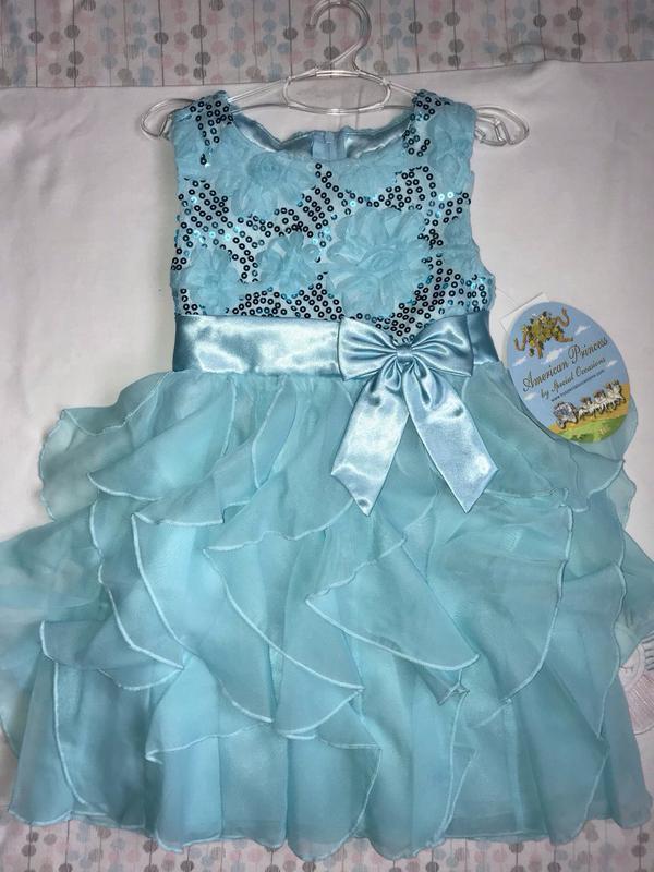 434220976e6 ... Нарядное платье american princess