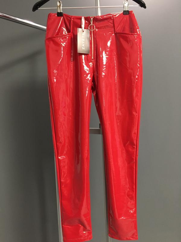 Вінілові лакові штани1 ... 455e526d45c56