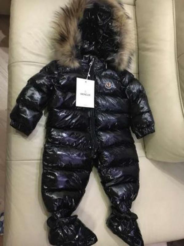 b84a56147a57 Детский комбинезон moncler монклер Moncler, цена - 2200 грн ...
