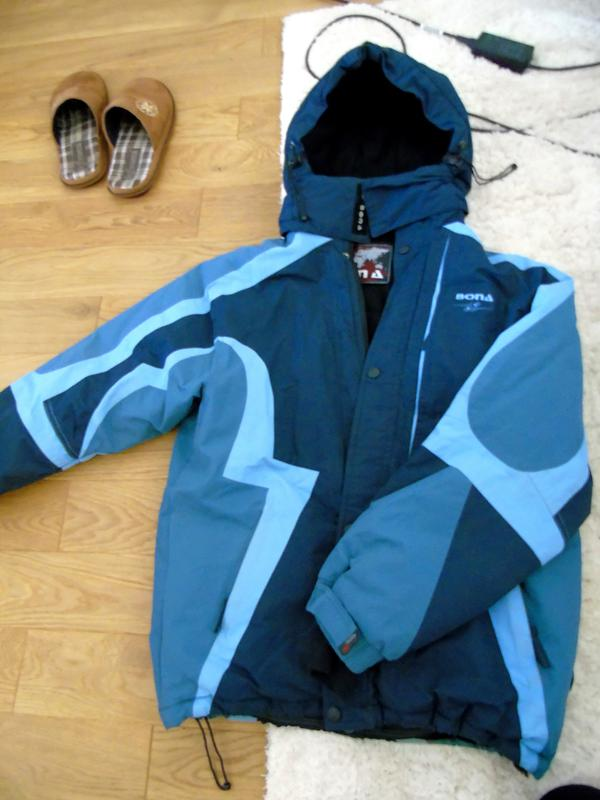 264d22901c3 Лыжная куртка bona1 фото ...