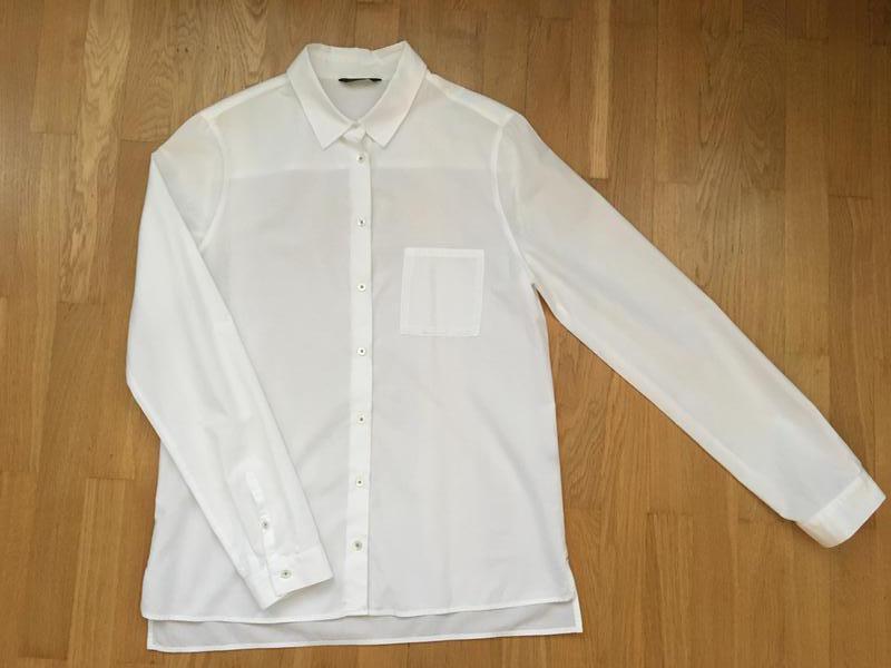 Белые рубашки массимо дутти