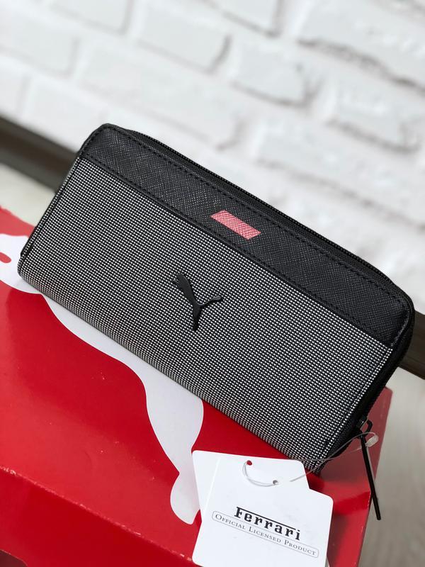 c47faaf63964 Кошелек puma ferrari ls wallet f Puma Ferrari, цена - 899 грн ...