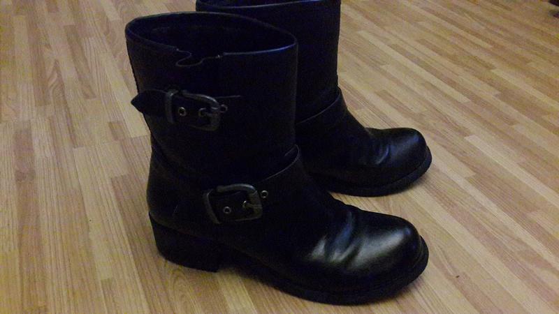 Шикарные кожаные ботинки дорогой фирмы guess 37 размер Guess 95c624f574e97