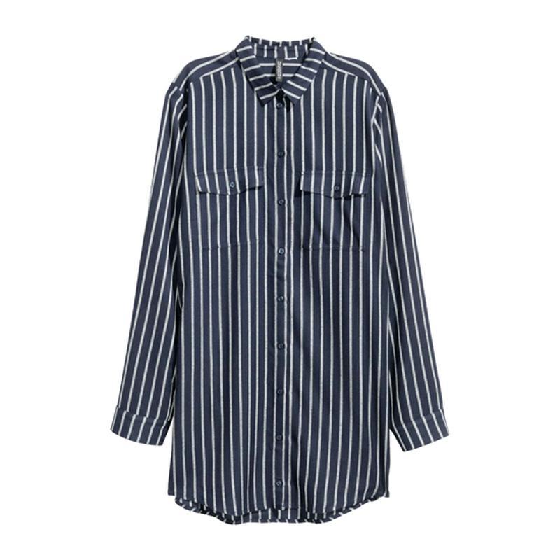 bc030ac7e46 Длинная рубашка платье hm1 ...