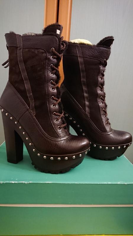 Ботинки, сапоги miu miu, оригинал Miu Miu, цена - 1200 грн,  9868300 ... c1e86d936be