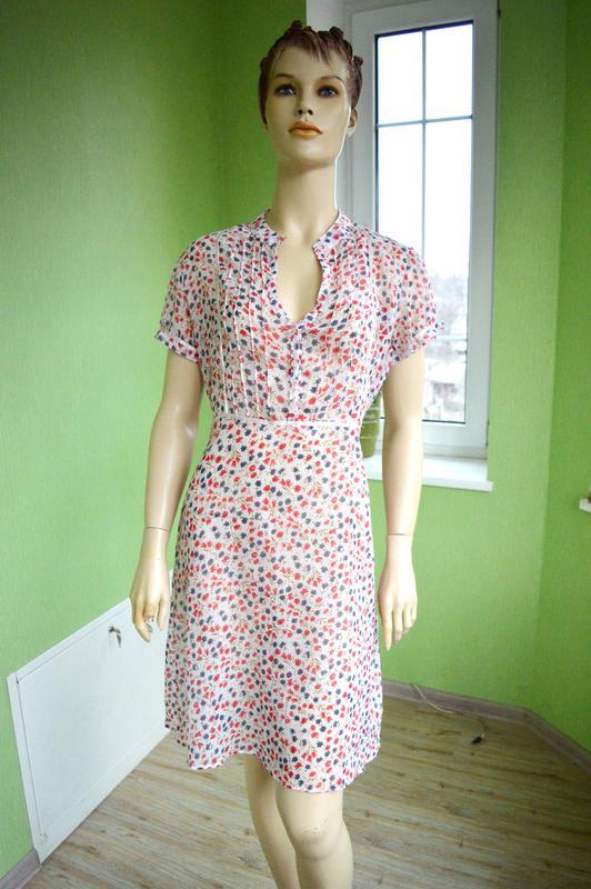 578c22a8392 Платье летнее средней длины1 ...