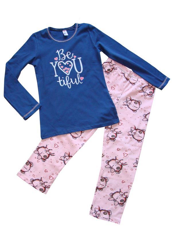 86dda9bb39154b8 Пижамы детские хлопковые. пижама для девочки., цена - 265 грн ...