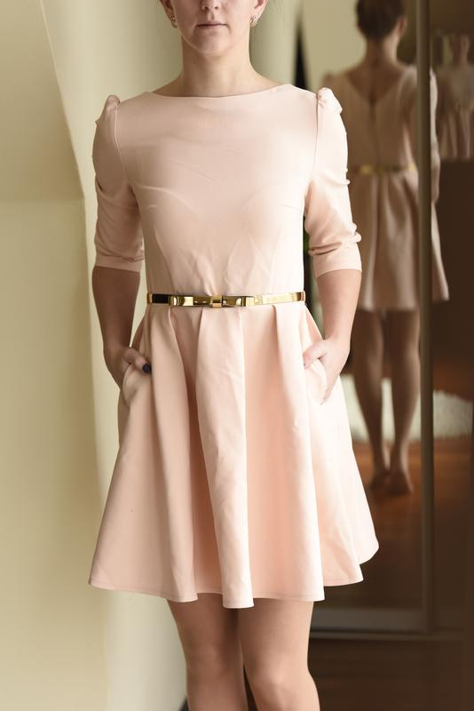 Ніжне плаття рожевого кольру.1 ... c3d813e334df8