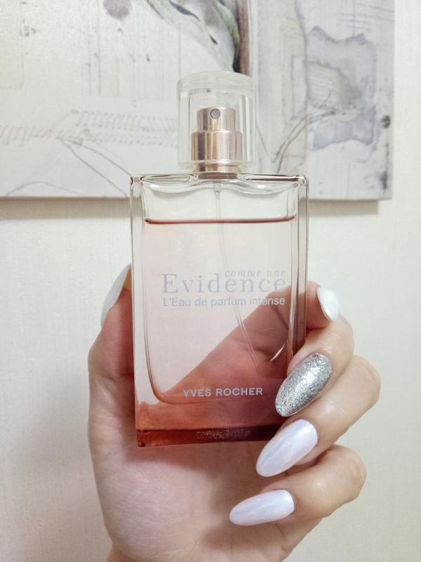 Yves Rocher Comme Une Evidence Leau De Parfum Intense Yves Rocher