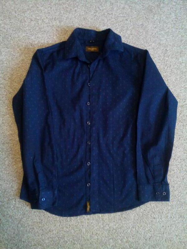 82f144399a2 Рубашка louis vuitton рукав 55 Louis Vuitton