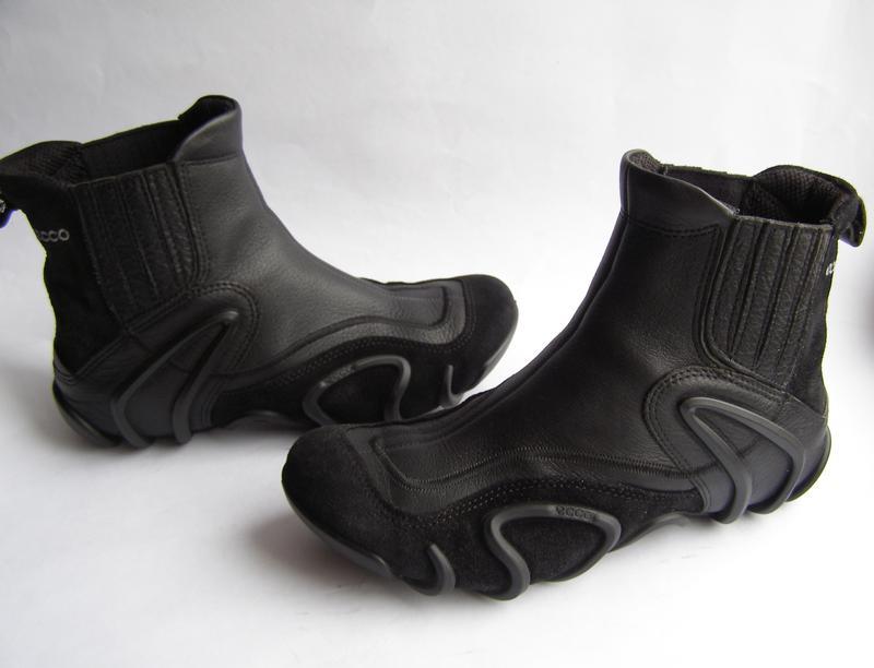 b03b8cfdf Кожаные ботинки ecco spark, р. 37– 23,5 см. Ecco, цена - 1100 грн ...