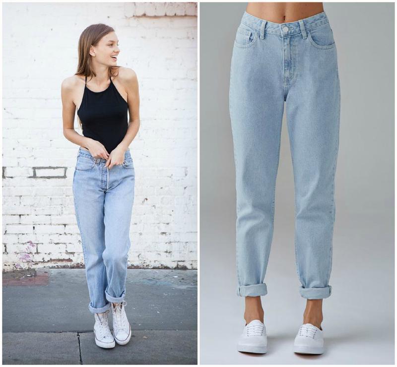Джинси бойфренди мом джинсы высокая посадка момы бренду laura kent1 ... b50a44815bdf5