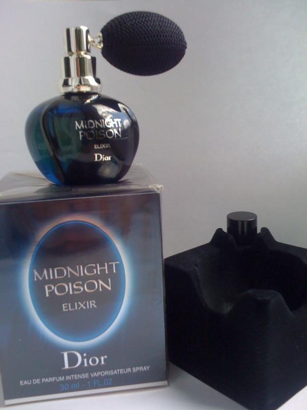 Christian Dior Midnight Poison Elixir Intense 4550ml Christian