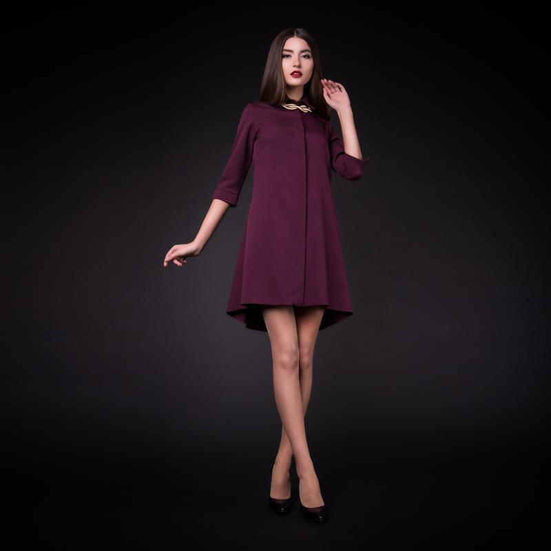 757f82bc532dd71 Платье christina - кристина (платье-халат) Cocoon, цена - 635 грн ...
