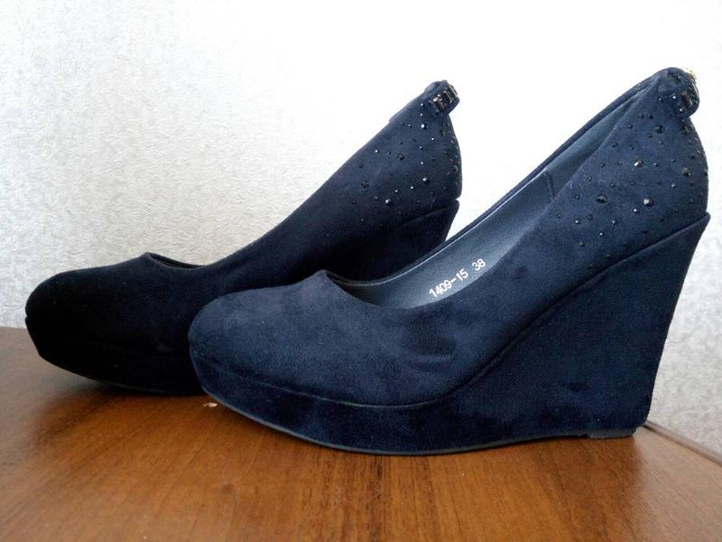 Жіночі туфлі на платформі женские туфли на платформе1 ... f1c7720a2514f