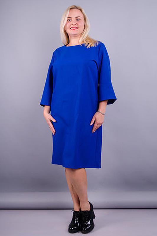 c726805e0ea626f Новое красивое платье 64 размера из габардина, цена - 390 грн ...