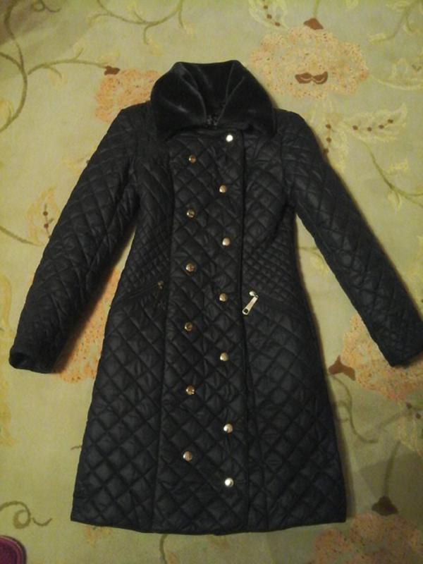 величезний вибір вся колекція на оптовий продаж Стеганое пальто на синтепоне,теплый плащ. New Look, цена - 699 грн ...