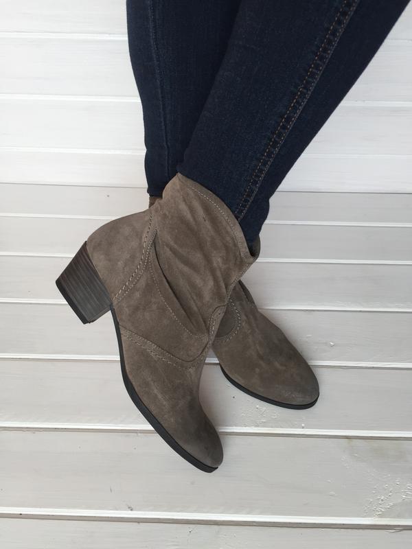 e83fae30ce0f Распродажа!!! (р. 37   23,5 см) замшевые ботинки gabor. № 156 Gabor ...