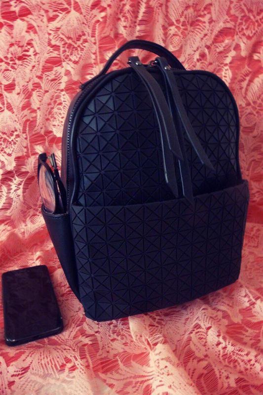 4436501a222d Рюкзак/женский рюкзак/стильный черный рюкзак/рюкзачок/сумка женская черная1  ...