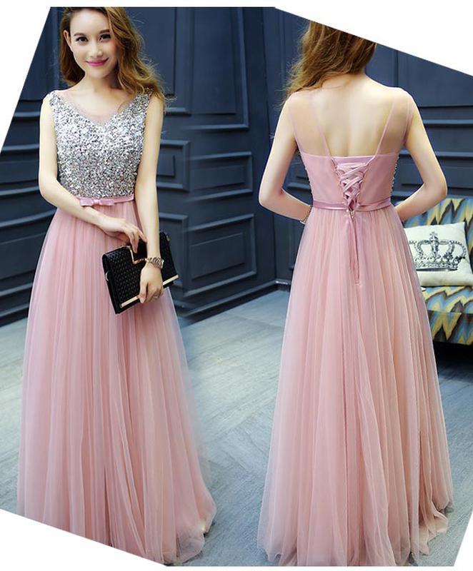 9878f951507 Вечернее платье.выпускное платье.платье пудра.нежно-розовое платье.1 фото  ...