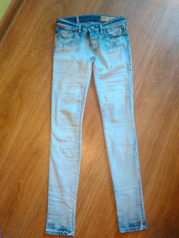 6bc39cee453 Летние джинсы diesel w26 l32