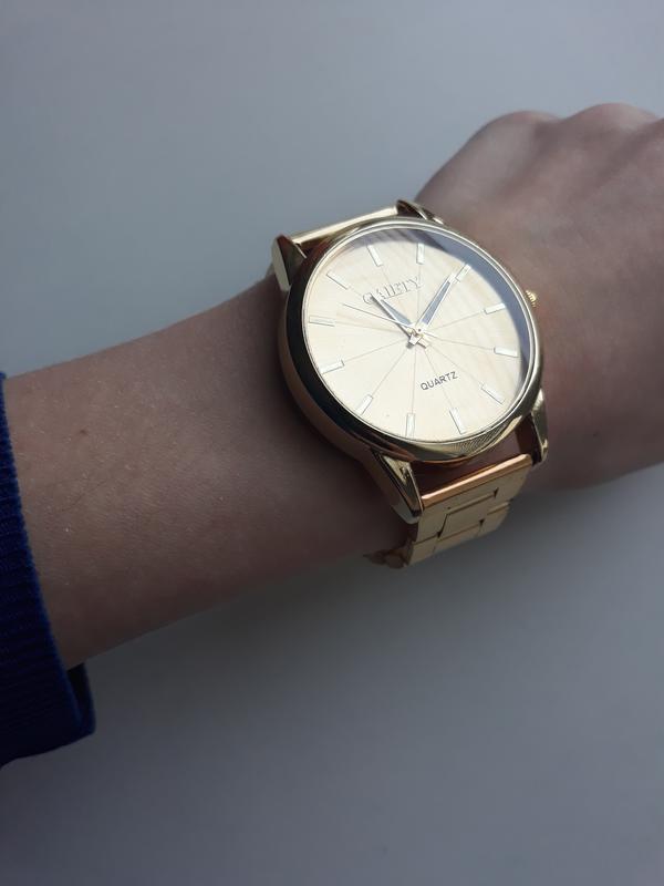 5e9c73750218 Золотые часы унисекс, цена - 160 грн,  10148865, купить по доступной ...