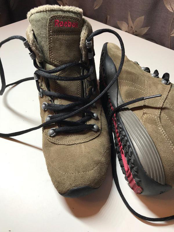 зимние ботинки Reebok 1