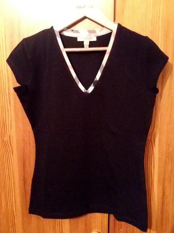 5a52f0476b9b Классическая футболка burberry,оригинал Burberry, цена - 455 грн ...