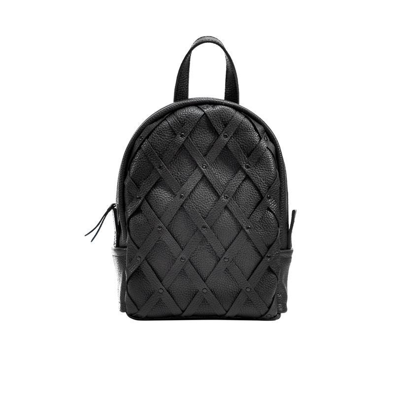 fe63ae23984f Кожаный рюкзак, jizuz archer black, цена - 1200 грн, #10208240 ...