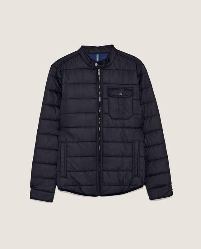776272a8f28 Лёгкая мужская куртка zara ZARA