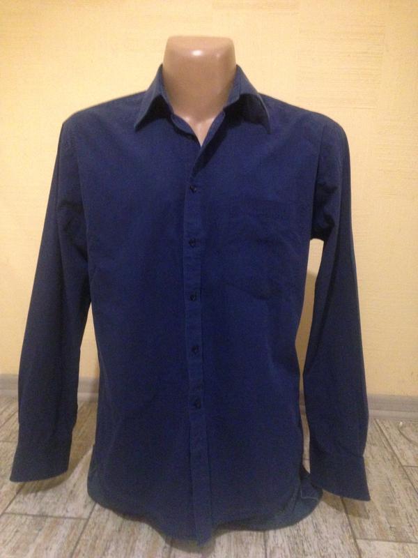 914e60d3727 Ликвидация товара классическая мужская рубашка мужская рубашка синяя рубашка  1  фото ...