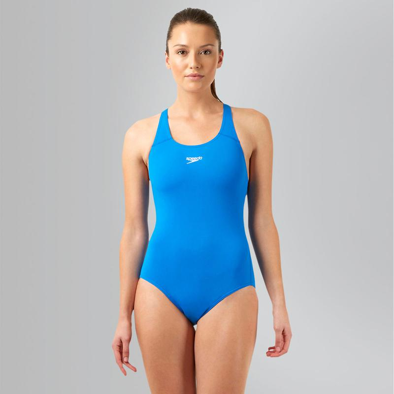 63edc7a75327a Сдельный купальник для плавания speedo essential endurance слитный  /голубой1 фото ...