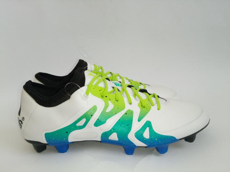 Adidas X 15.1 FGAG (S74596) Soccer Cleats Shoes Football