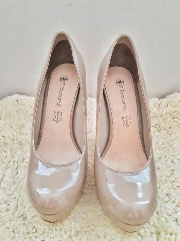 Шикарні бежеві туфлі 👑 Taccardi d96f91091621d