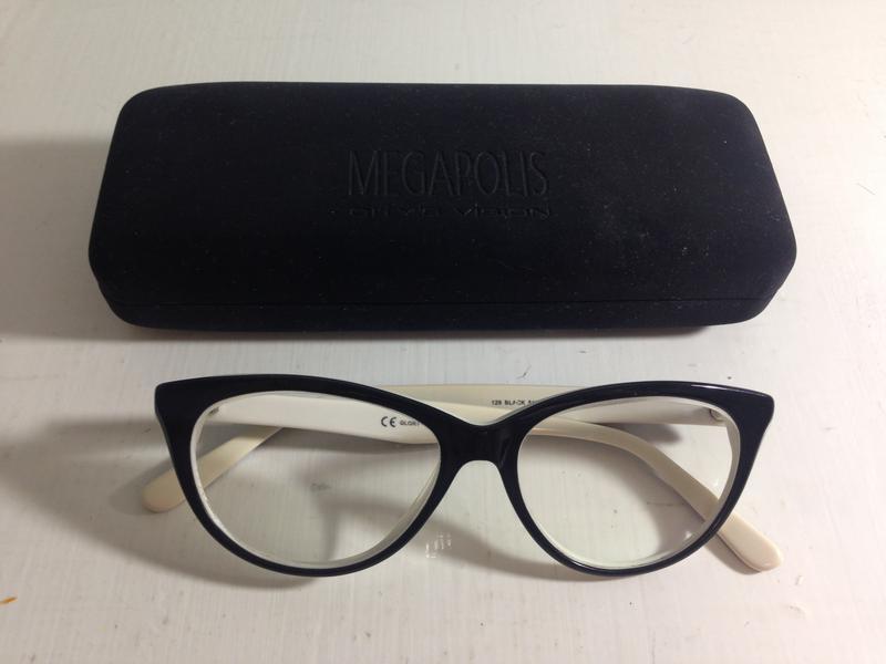 Модные очки форма кошачий глаз брендовые для зрения или аксесуар1 ... 69cf2b2ddfa46