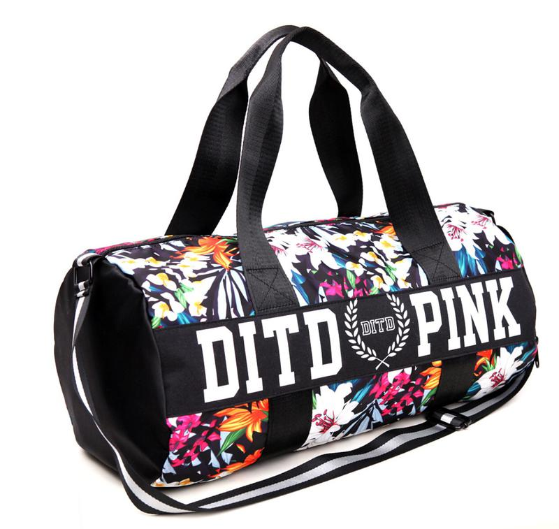 a5891f69f5e52 Спортивная сумка victoria's secret dito pink Victoria's Secret, цена ...